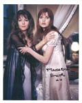 Madeline Smith HAMMER HORROR - Genuine Signed Autograph 10x8 COA 8248